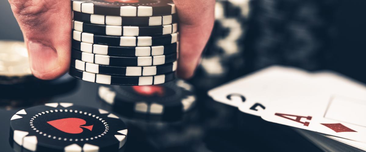 poker spiele Einsatz